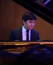 Club musical de Québec - Behzod Abduraimov, pianiste