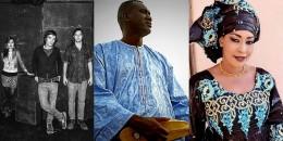 The Barr Brothers, Bassekou Kouyaté & Amy Sacko