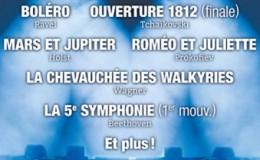 Concert amplifié